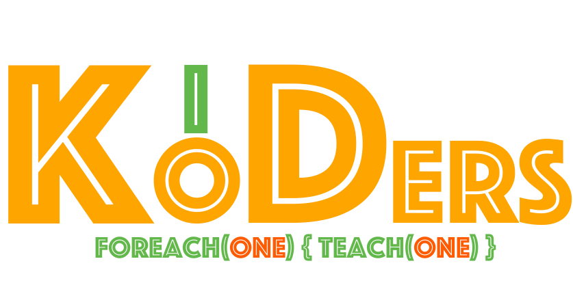 Kid Koders: For Each One, Teach One